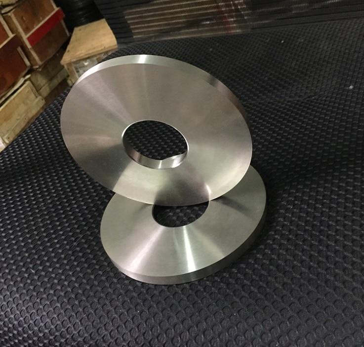 Rotary slitter blades for sheet metal enlarge