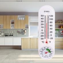 Température et humidité domestique   1 pièce, montage mural intérieur, pour serre, hygromètre, thermomètre délevage