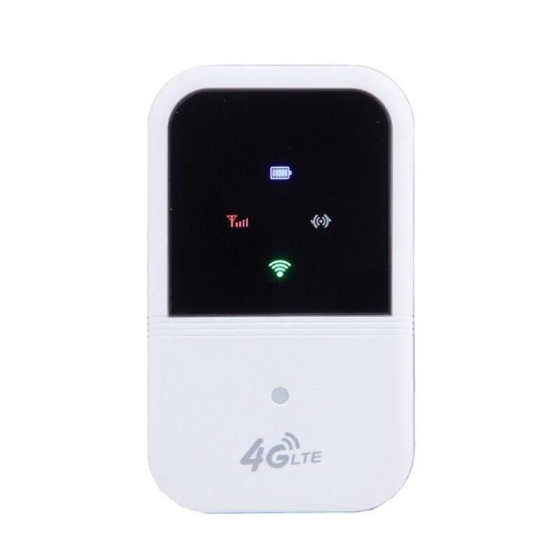 لون ضوء الإصدار 4G المحمولة سيارة واي فاي اللاسلكية الإنترنت راوتر الاتصالات يونيكوم 3-وضع الضوء