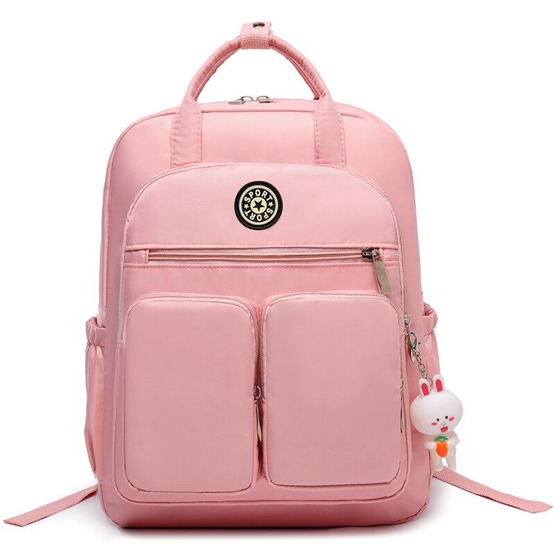 Pink Sugao backpack oxford laptop backpack bags for women 2019 backpack purse bookbag fashion travel backpack waterproof bags