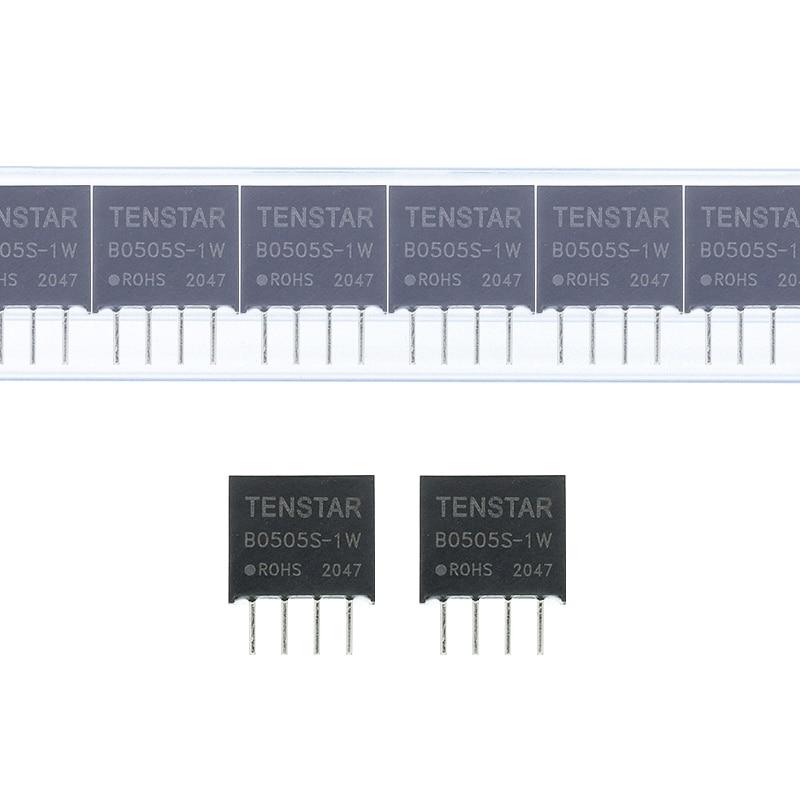 5 шт., конвертер постоянного тока с 5 В на 5 В, конвертер постоянного тока с изоляцией 1000VDC