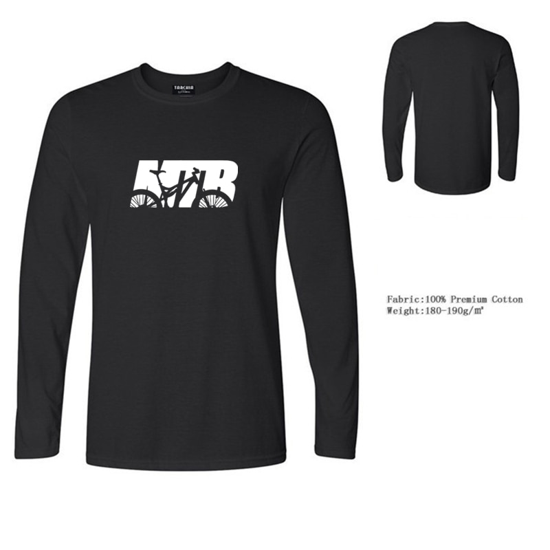 TARCHIA-Camisetas de manga larga para Hombre, ropa de marca, Jersey, Camiseta de...