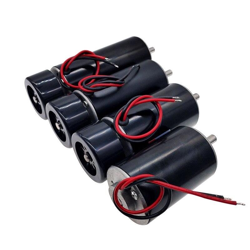 Maschine Werkzeug Spindel 200W 300W 400W 500W DC 12-48v dc spindel motor pinsel luft kühlen für CNC gravur maschine