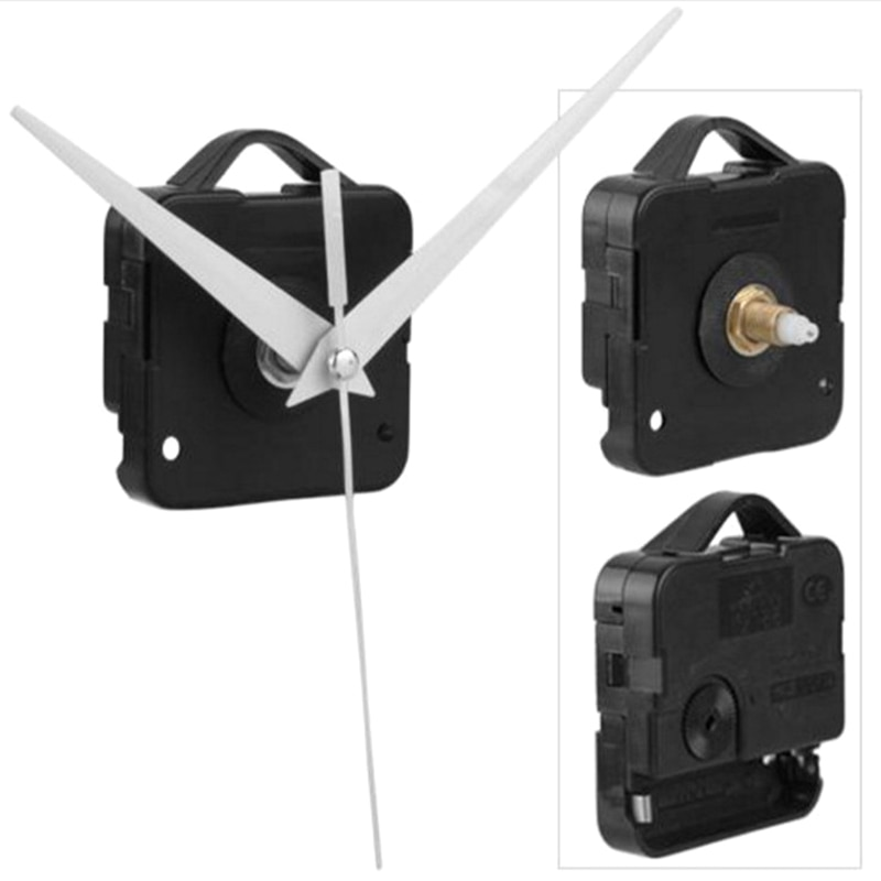 Clock Mechanism DIY Silent Quartz Watch Wall Clock Movement Mechanism Parts