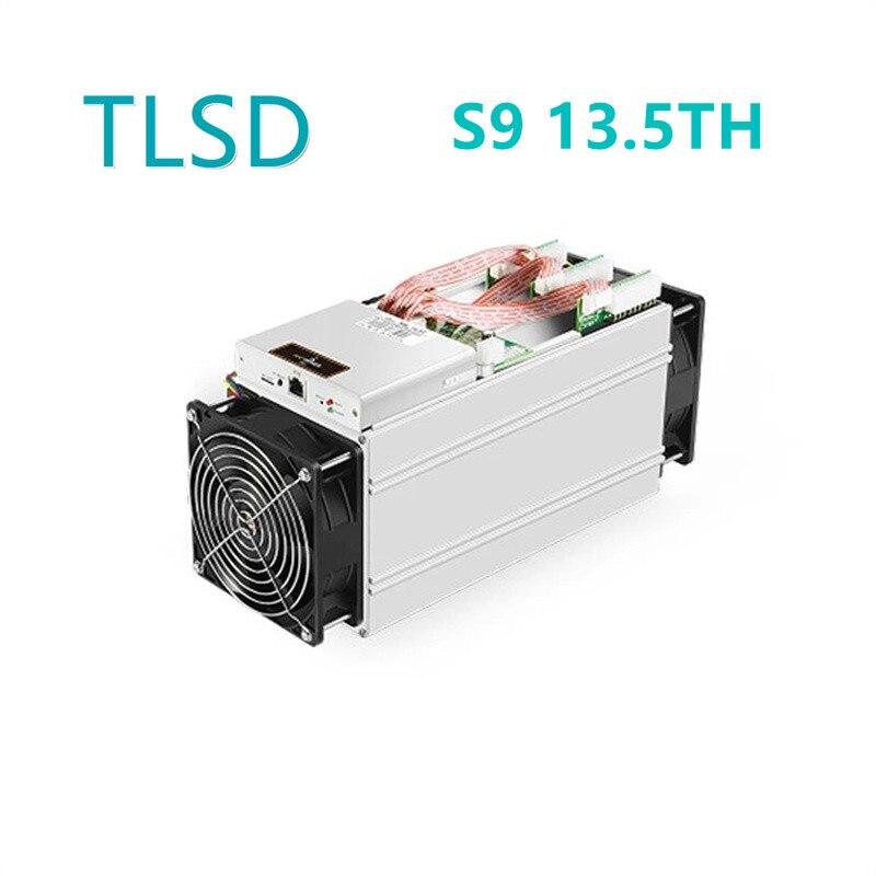 tlsd usou bitmain antminer s9 135th com sha256 bitcoin miner maquina