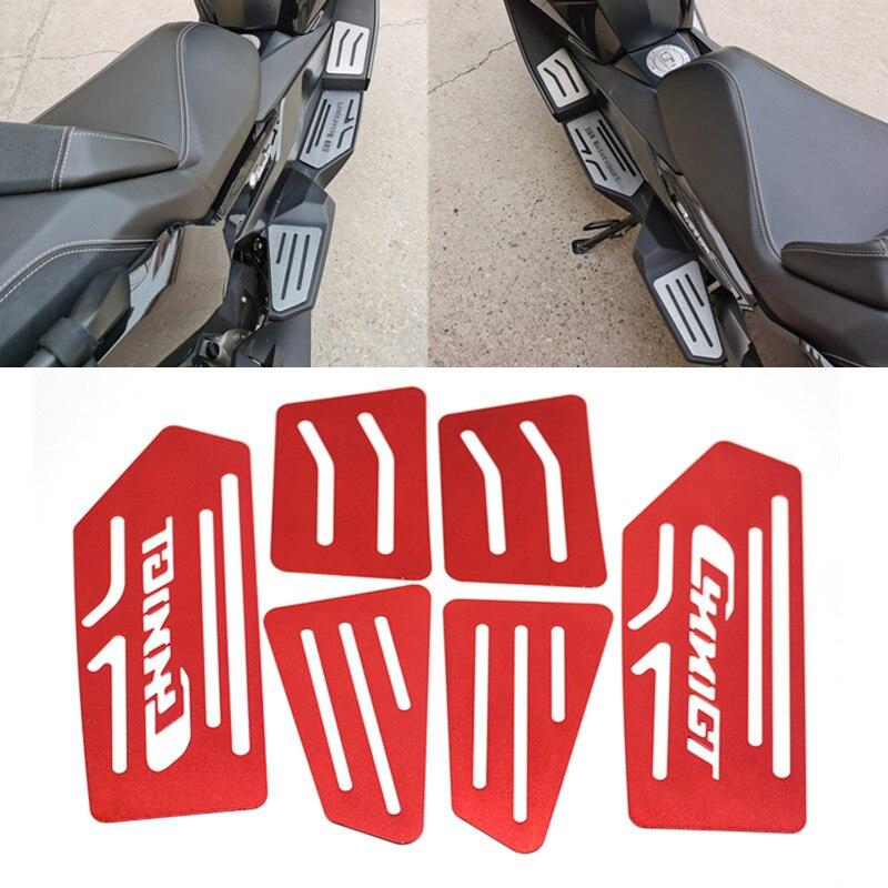Мотоциклы с ЧПУ, Алюминиевые Подножки, подножки для пассажирских подножек, подножки для BMW C400GT c400gt C400 GT 2018 2019 2020, высокое качество