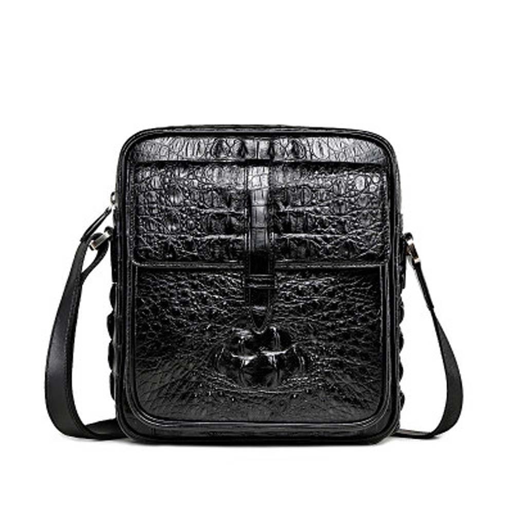 xingmengda male  crocodile   new  Single shoulder bag  business  leisure men bag  large capacity  aslant  Men crocodile bags