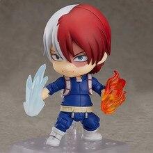 Abixg Mijn Hero Academia Bakugou Katsuki Vs Midoriya Izuku Action Figures Led Speelgoed Boku Geen Hero Academia Anime Battle Scene