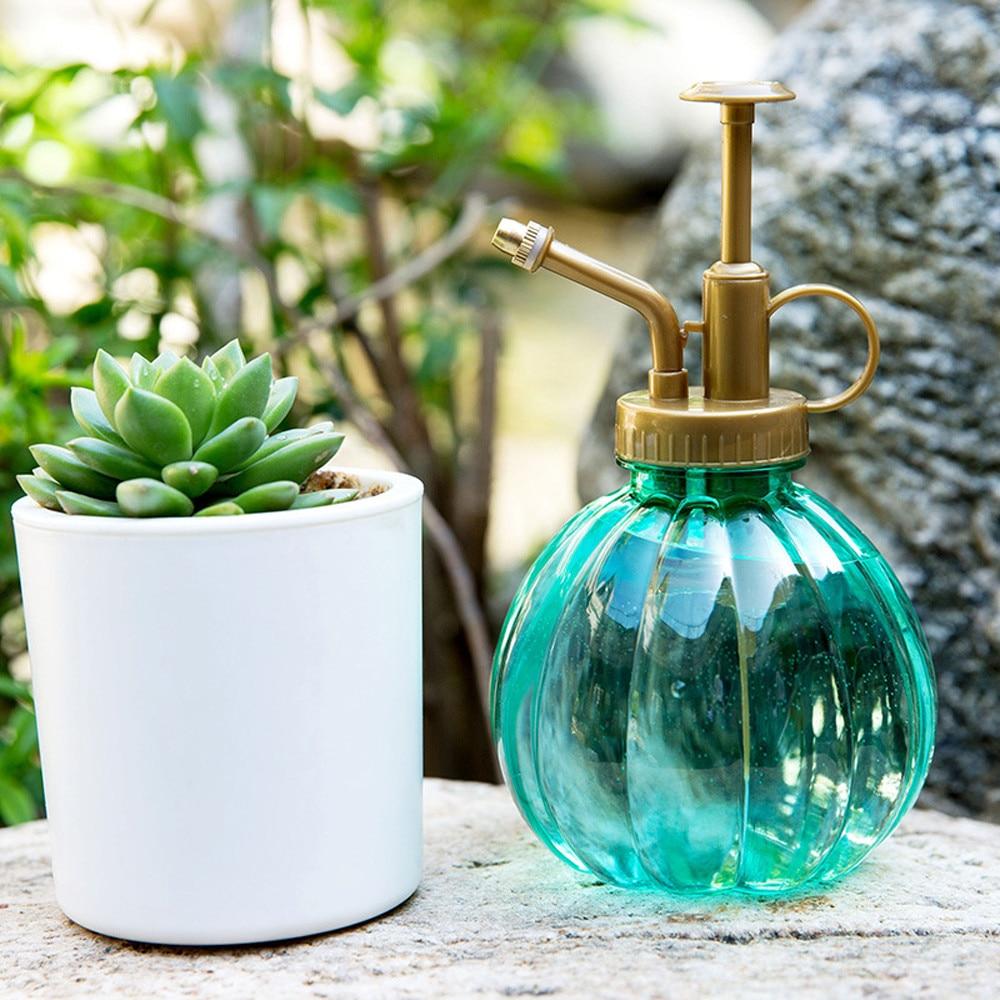 1 Pcs Spray Bottle Sprinkler System Retro Old Glass Spray Bottle Watering Succulents Plants Indoors 350ML #15
