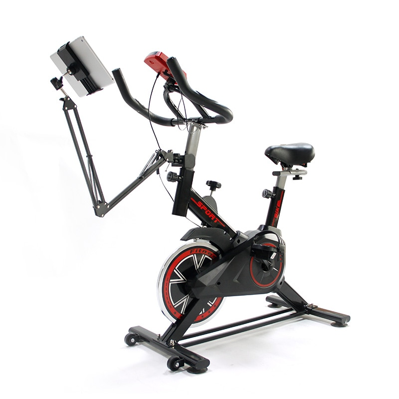 Indoor Exercise Bike for Home Cardio Workout Bike Training