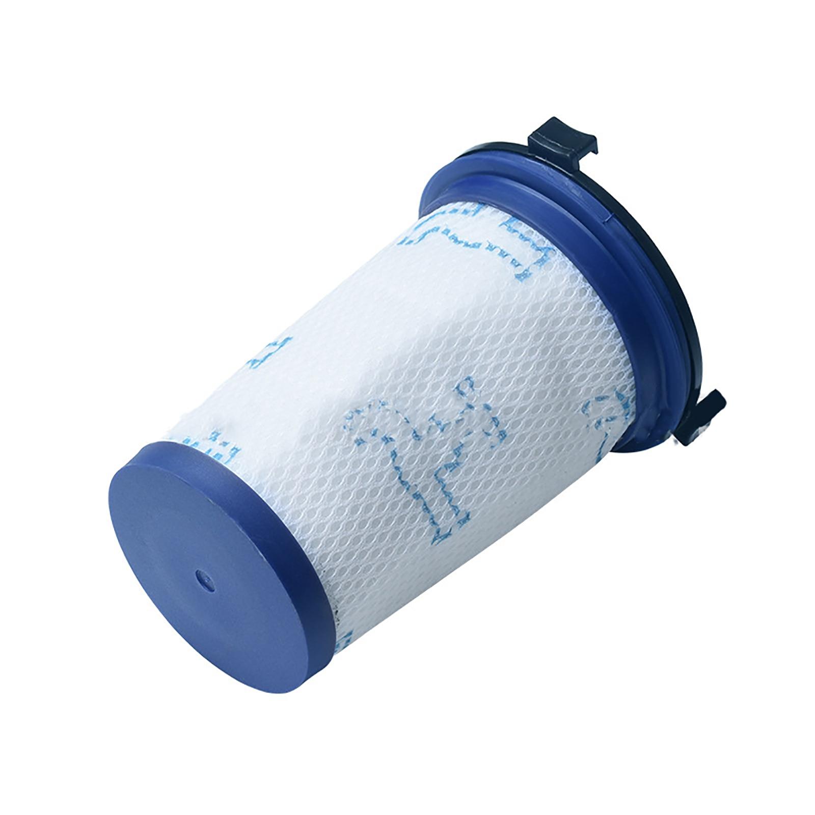 1 pieza de Repuesto de filtro de polvo para Rowenta Force 360 x-pert Filtros de aspiradora pieza de repuesto