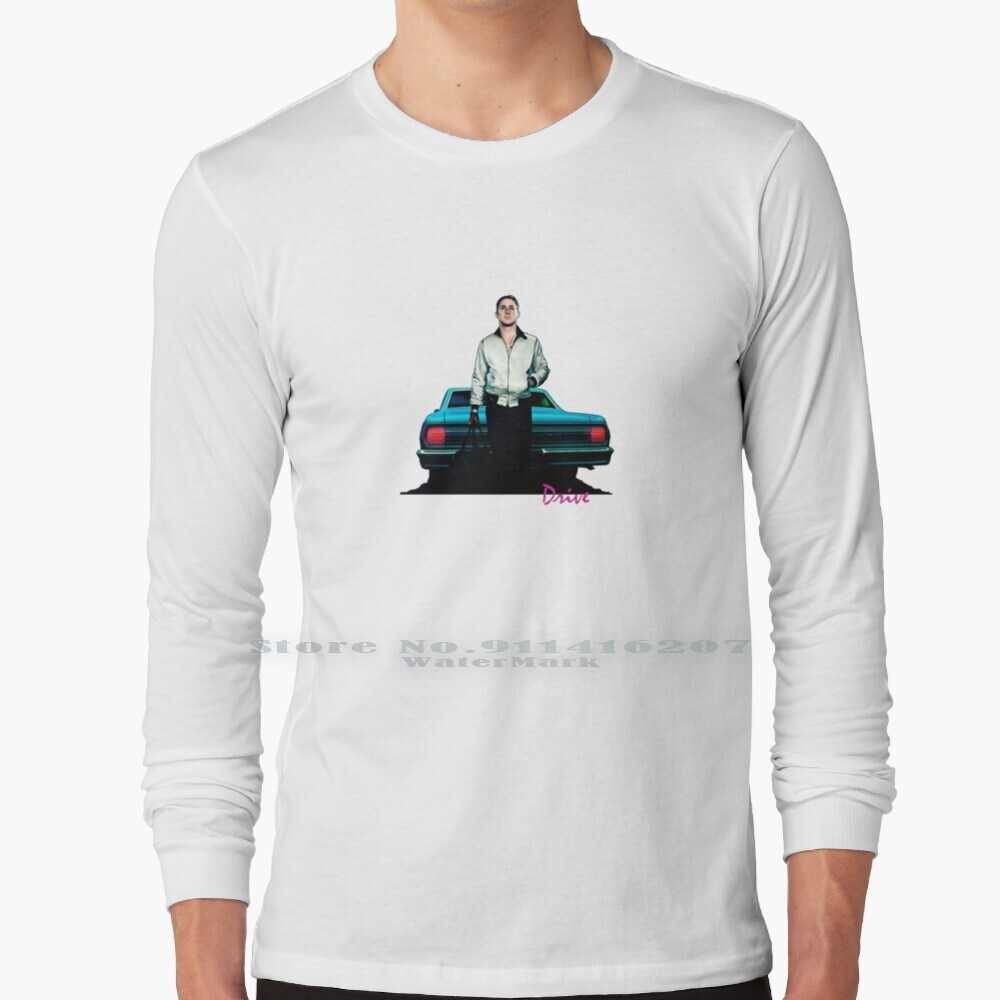 Drive T Shirt 100% Pure Cotton Drive Ryan Gosling Movies Retro