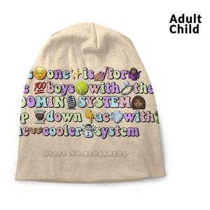 This One Is For The Boys Personality Hip Hop Head Caps Beanie Hats Bonnet This One Is For The Boys Nicki Minaj Barbz Barbz