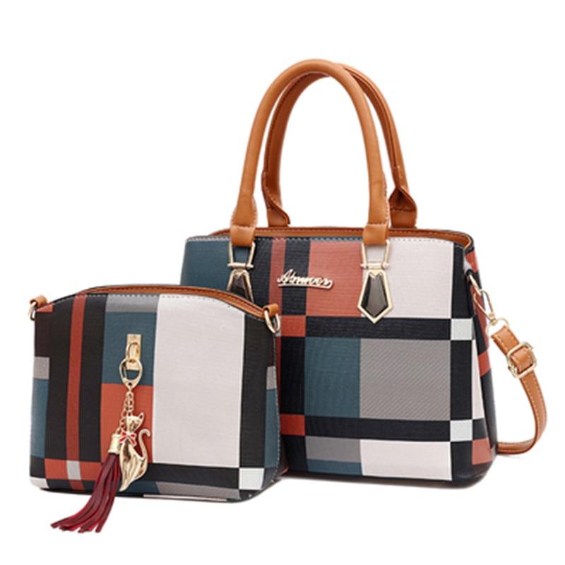 AliExpress - women bag Fashion Casual women's handbags Luxury handbag Designer Messenger bag Shoulder bags new bags for women 2020 and Korean