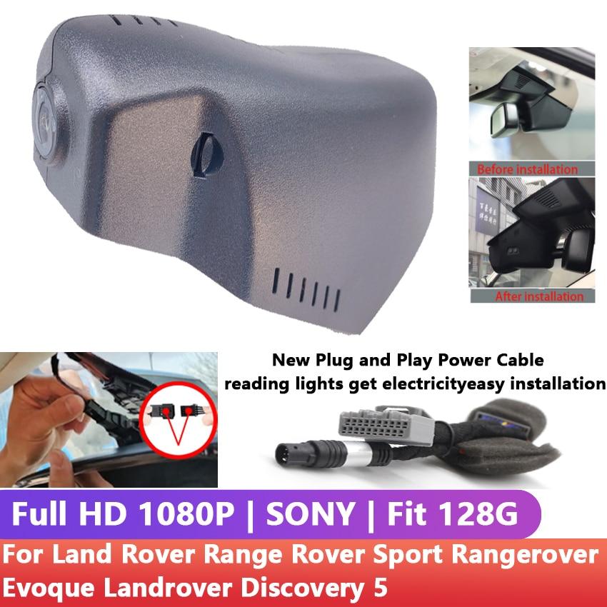 Easy Install HD Car DVR Dash Cam Video Recorder Camera For Land Rover Range Rover Sport Rangerover Evoque Landrover Discovery 5