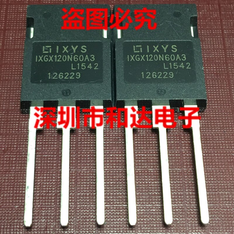 (5 قطع) IXGX120N60A3 TO-247