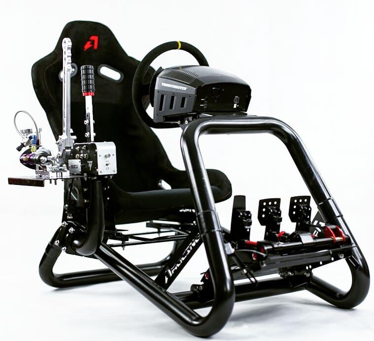 جعل ل مقلد سباق عجلة القيادة قوس مقعد fanatec / CSW / t300rs / TGT / TX / t500