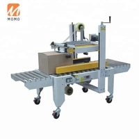 automatic carton box sealing machine carton sealer with folding functionautomatic sealing machine