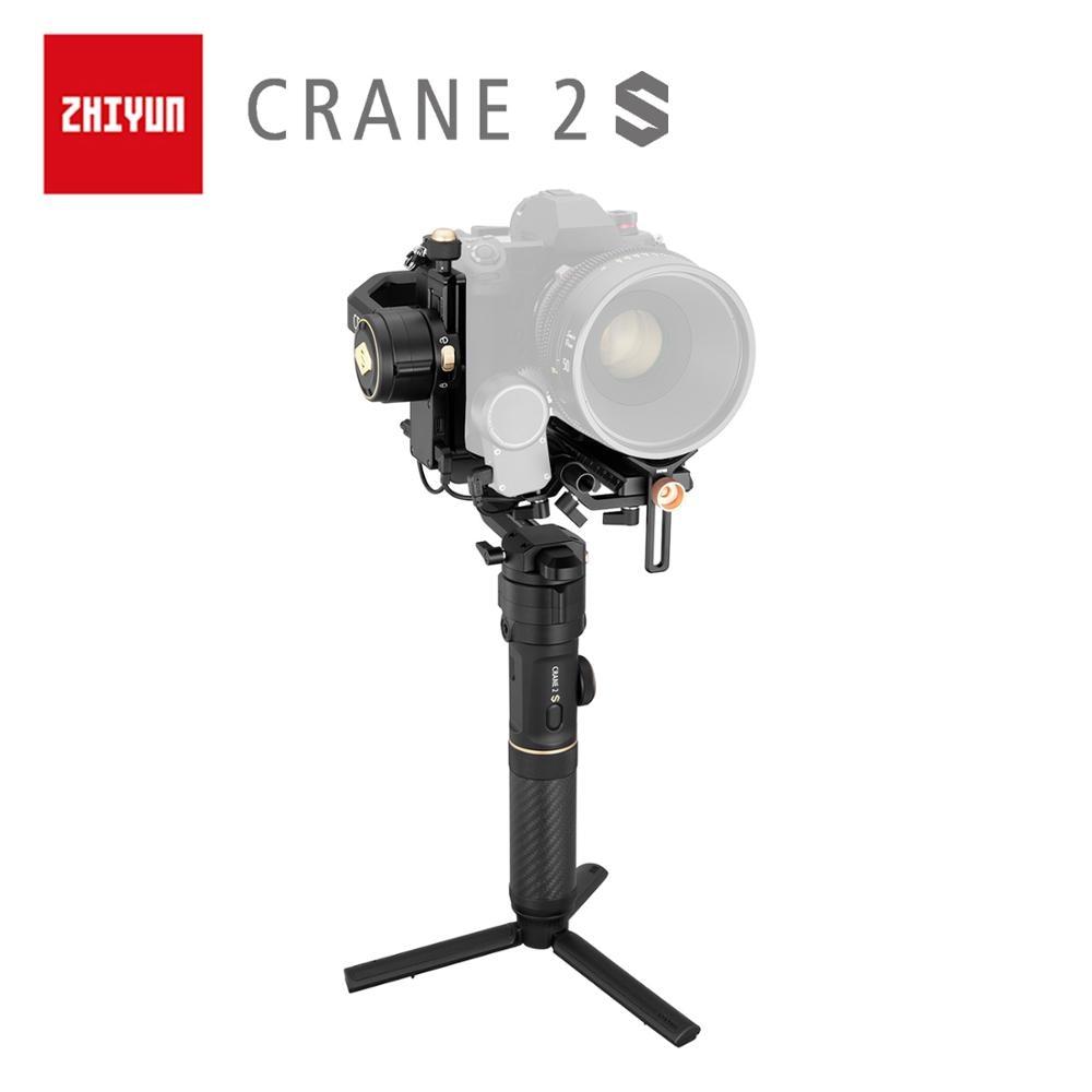 ZHIYUN Crane 2S/COMBO/PRO Camera Handheld Stabilizer Gimbal for DSLR Mirrorless Camera SONY Canon Panasonic Stabilizers