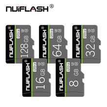 100% Real capacity micro sd card SDHC 128GB 64GB 32GB 16GB 8GB carte sd Memory Card High Speed micro