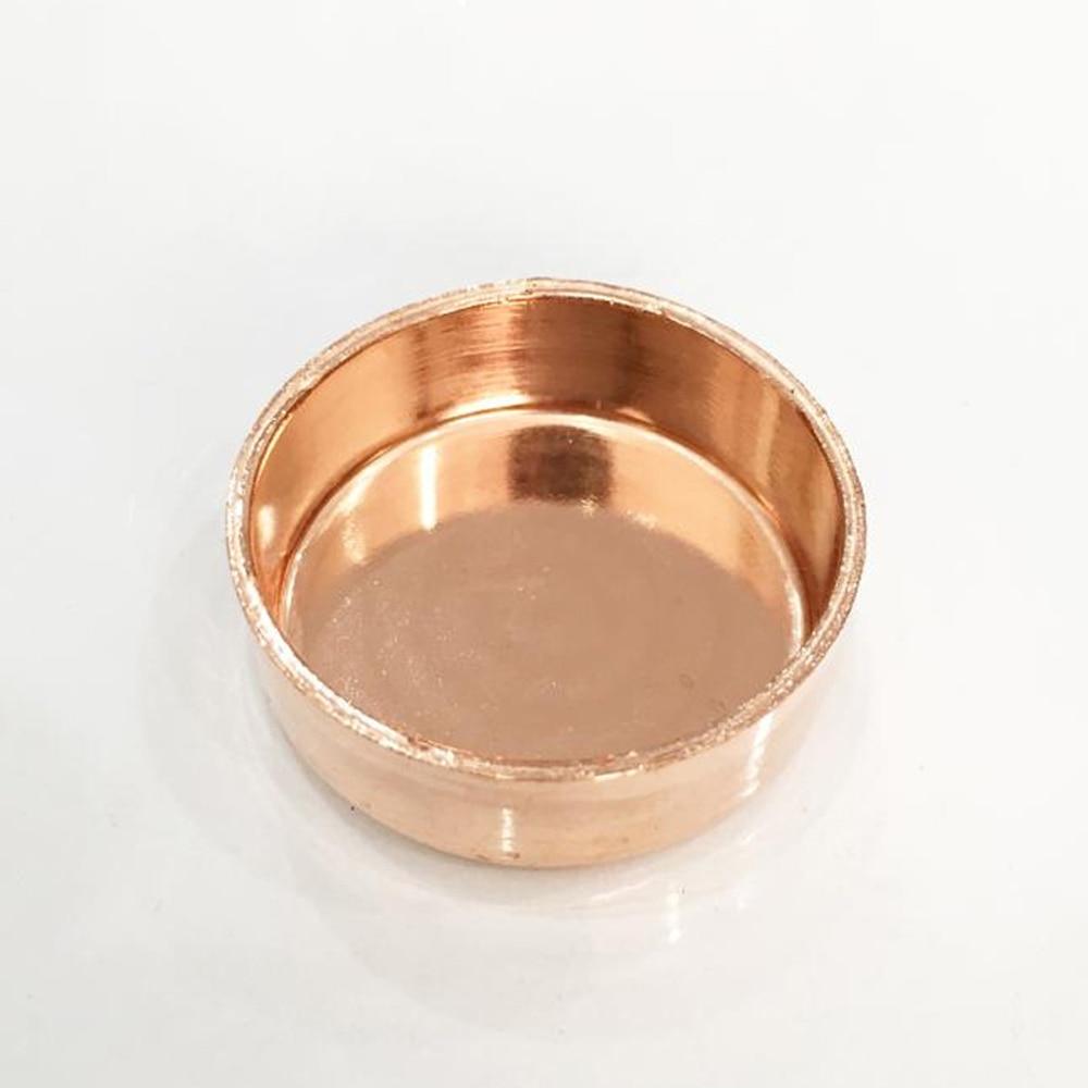 105 مللي متر 108 مللي متر ID نهاية غطاء 99.9% النحاس نهاية تغذية اللحيم كأس سدادة lumbing المناسب ل تكييف الهواء