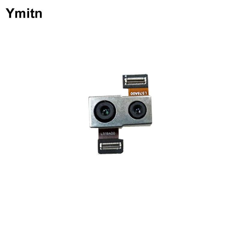 Ymitn وحدة الكاميرا الأصلية لينوفو Z5 برو Z5PRO الكاميرا الخلفية الرئيسية الخلفية التي تواجه وحدة الكاميرا الكبيرة