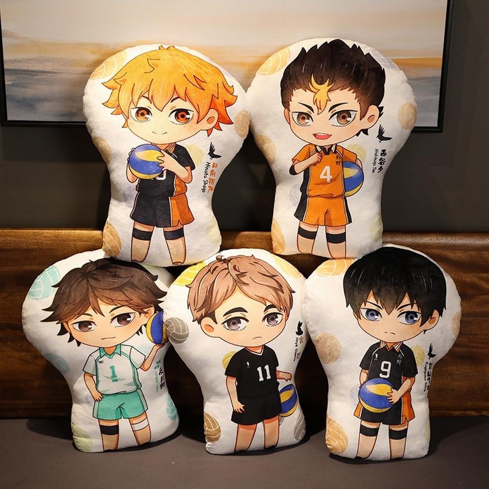 ¡Anime tee! Impresión de dibujos animados muñecos de peluche de juguete 30cm 45cm almohada 10cm 18cm bolsa colgante llavero niños y niñas regalos de navidad