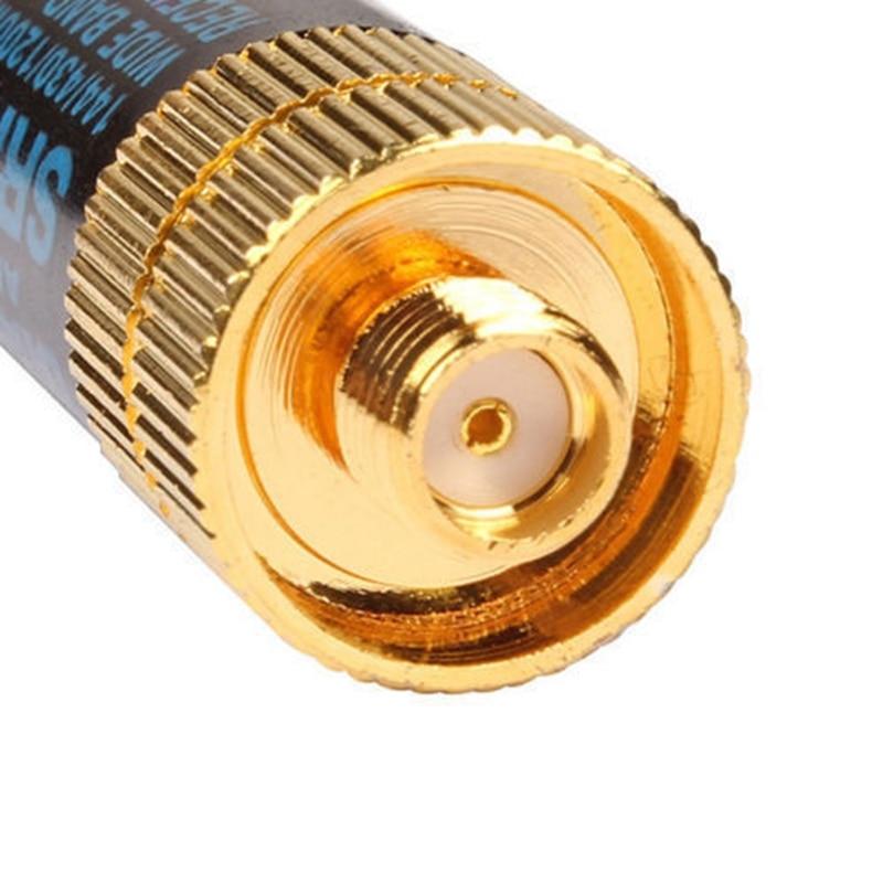 5PCS/LOT Dual Band UHF+VHF SRH805S SMA Female Antenna for Baofeng uv-5r BF-888s uv-82 UV-5RA uv-5re TK3107 2107 10W 144/430MHz enlarge