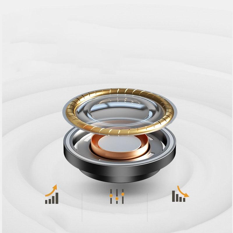 2021 new yogou havit S2 touch portable Bluetooth earphone noise reduction waterproof earphone TWS 5.1 stereo wireless earphone enlarge