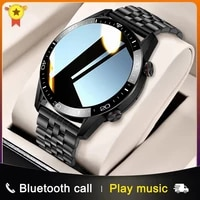 2021 new fashion smartwatch bluetooth call sport reign heart rate music monitoring luxury smart watch for men gift