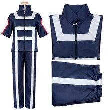 COYOUNG Store My Hero Academia Boku No Hero Academia Cosplay Gymยิมนาสติกเสื้อผ้าสูท