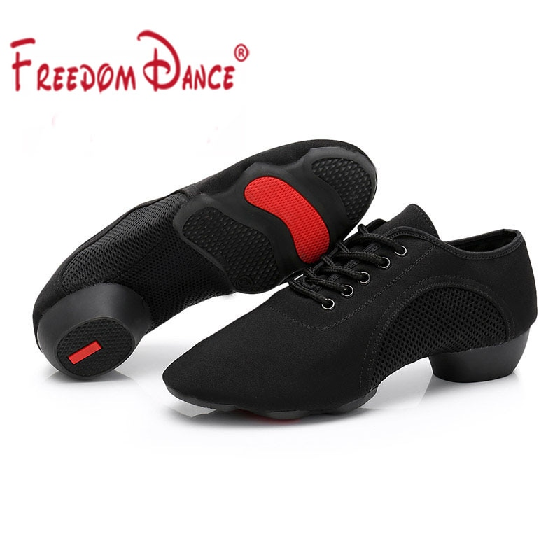 2021 New Professional Latin Dance Shoes For Women Men Ballroom Modern Dance Shoes Ladies Aerobics Sn