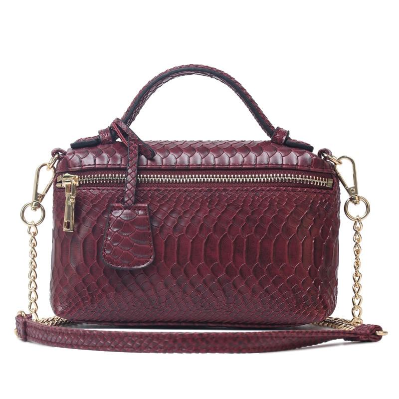 Bolso Clutch clásico de cuero de avestruz, bolso de mano de noche de lujo, bolso de mano para mujer de piel de Pitón, bolso de mano para fiesta