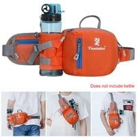 outdoor running bag waist belt pack marathon gym running fitness water bottle pouch fanny waist pack riding cycling phone pocket