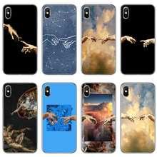 Создание Адама Дэвид аксессуары чехол для телефона для iPhone 12 11 Pro Max Мини XS Max XR X, 8, 7 Plus, 6, 6S, Plus, 5, 5S SE 2020