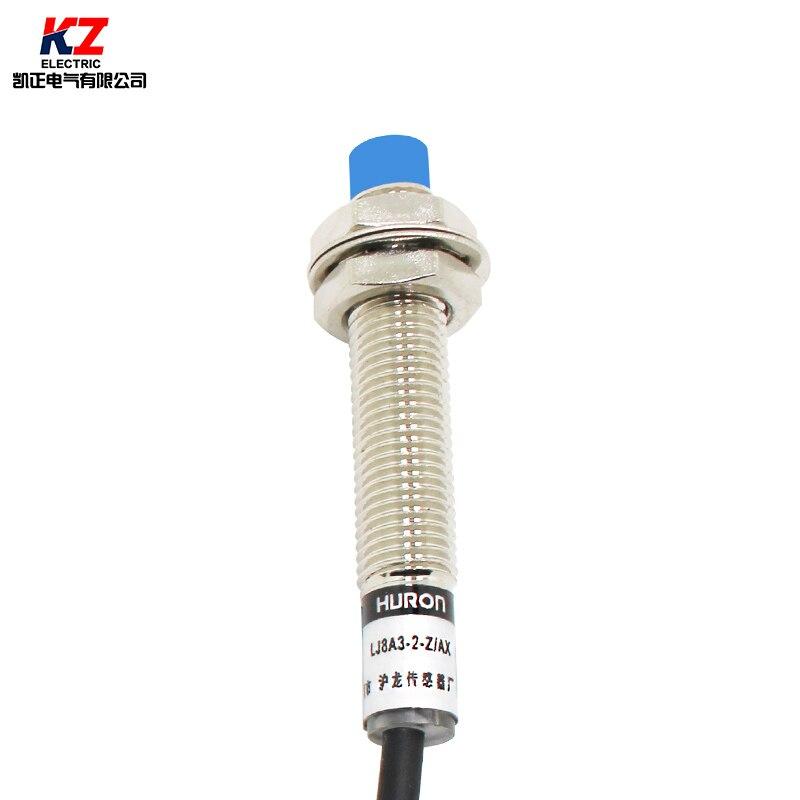 5 piezas de interruptor de proximidad genuino LJ8A3-2-Z AX interruptor de proximidad...