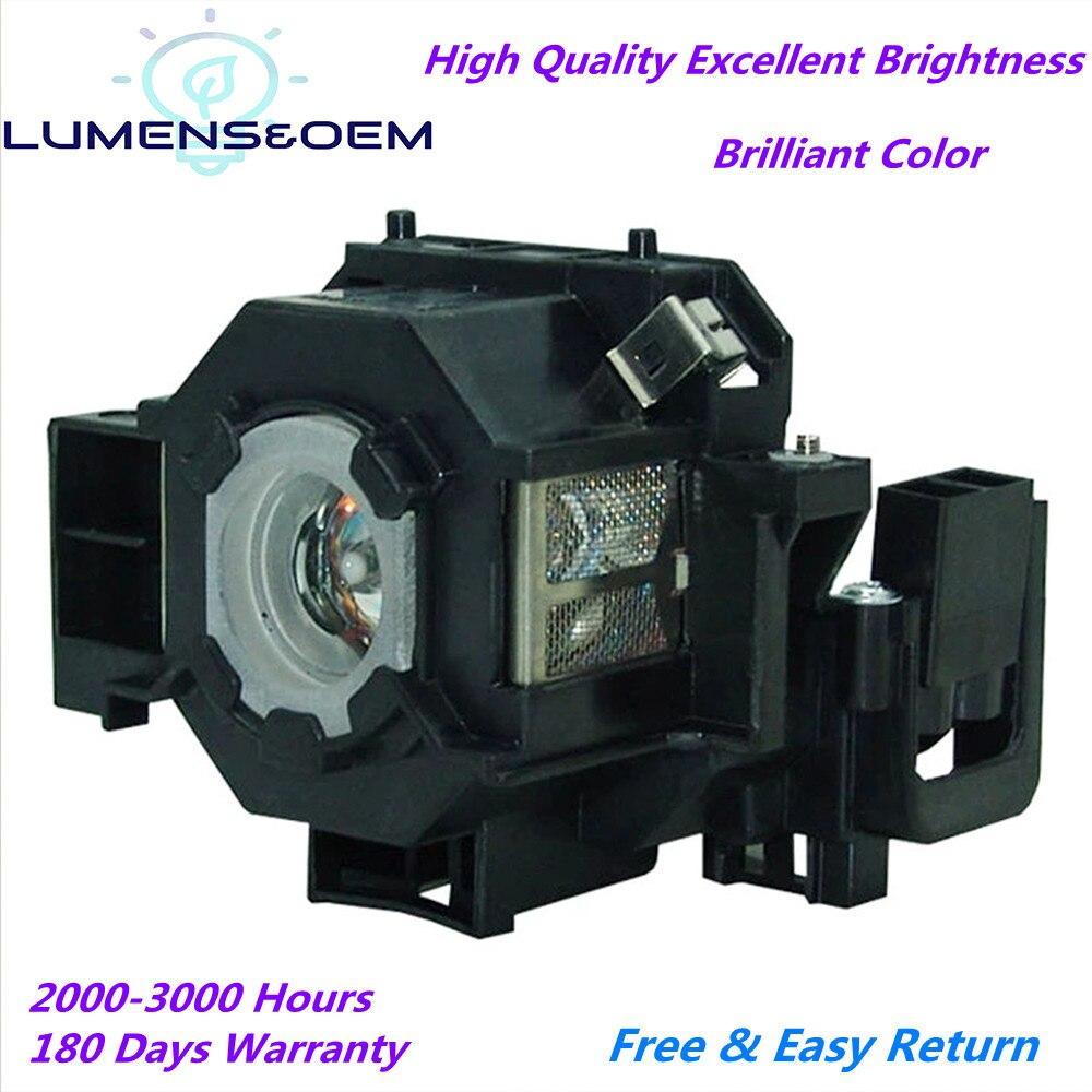 Люмен & OEM модуль с лампой для проектора V13H010L42 для ELPLP42 для Epson EMP-822 EMP-822H EMP-83 EMP-83C EMP-83H EMP-83HE EMP-83HE