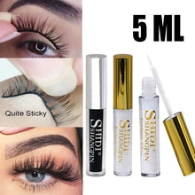 5ML Quick Dry Eyelash Glue False Eyelash Extension Long Lasting Waterproof Beauty Adhesive Makeup To