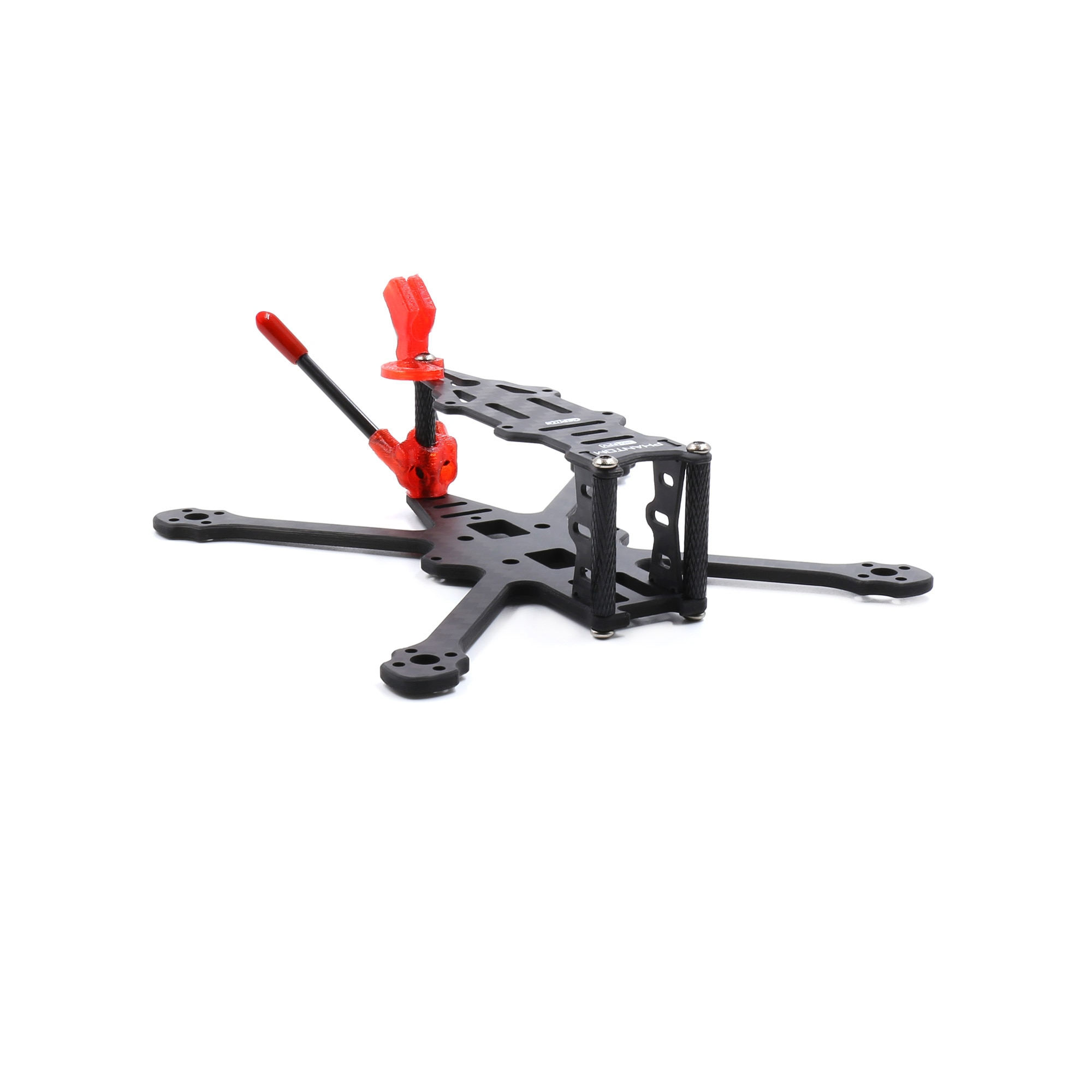 GEPRC PHANTOM HD GEP-PTHD Toothpick 125mm 2.5 Inch Frame Kit 16*16mm/25.5*25.5mm for DIY RC FPV Racing Drone Quadcopter Parts