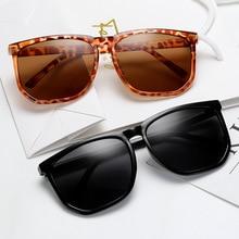2020 new brand sunglasses Square glasses Colorful sunglasses trend versatile sunglasses uv400 wholes
