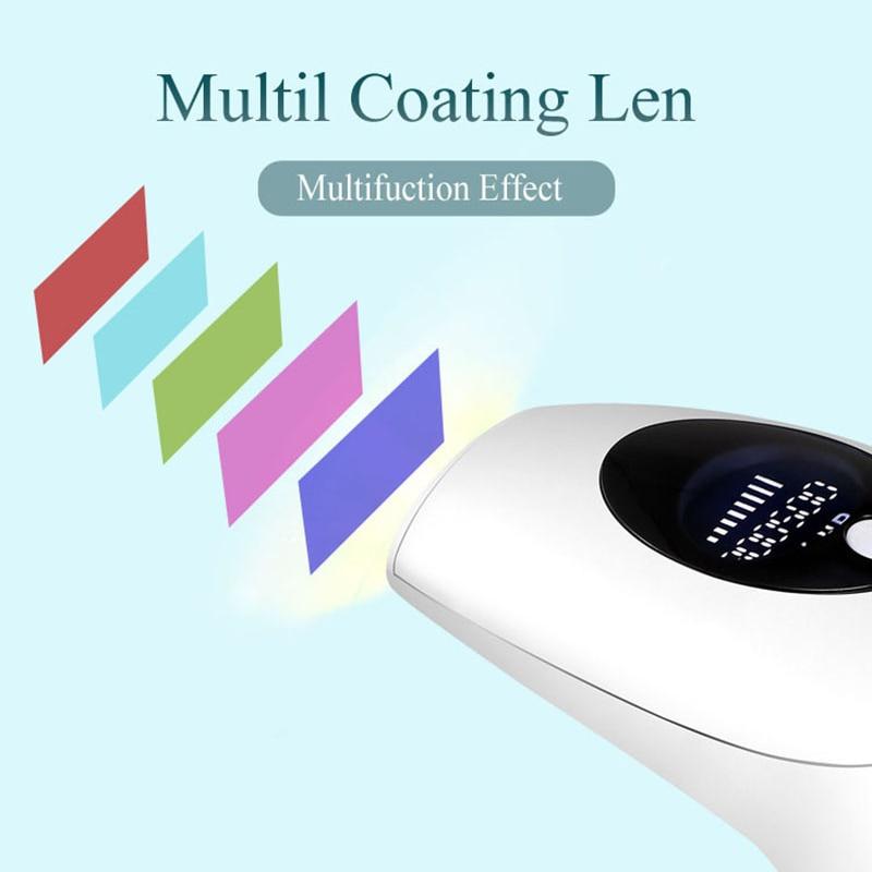 Laser Depilator 900000 Flash Professionele Permanente Lcd Laser Ontharing Photoepilator Vrouwen Pijnloos Haar Remover Machine enlarge
