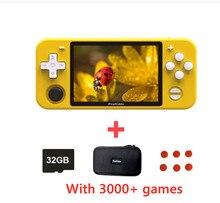 POWKIDDY RGB10 handheld spielkonsole RK3326 3,5 zoll IPS 3D Rocker retro game Player 64 bit N64/MAME/PS/CP3 Gaming Konsolen Geschenk Portable Spielkonsolen    -