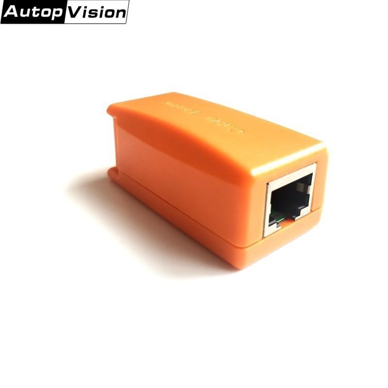 صندوق اختبار الكابل ل IPC1800 زائد ، الملحقات الأصلية كابل اختبار موصل صندوق اختبار البرتقال