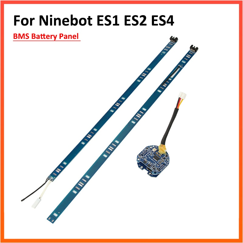 BMS for Ninebot Scooter ES1 ES2 ES4 36v Lithium Battery Protection Panel Support Communication es Parts