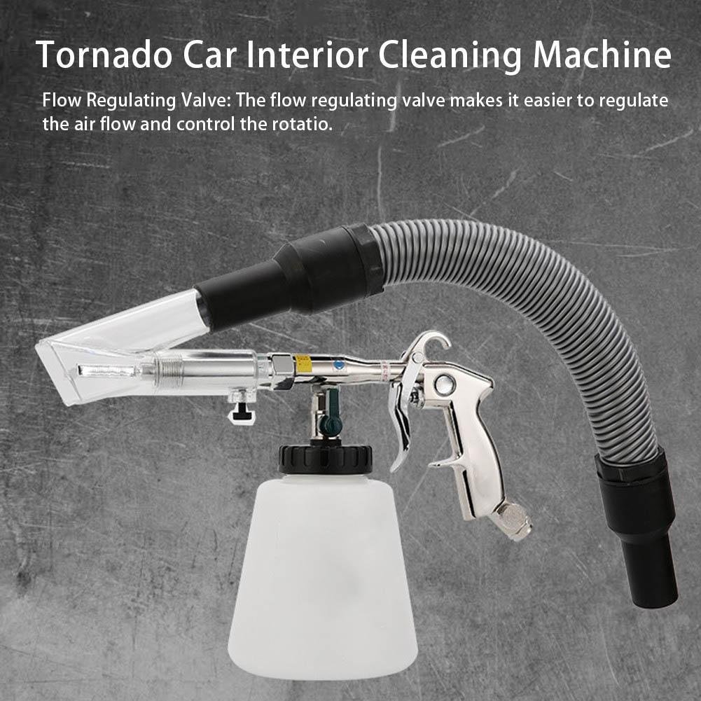 Car Interior Cleaning Gun Potable Car Care High Pressure Washer for Car Automotive Interior Deep Cleaning Tool EU/US/JP Plug