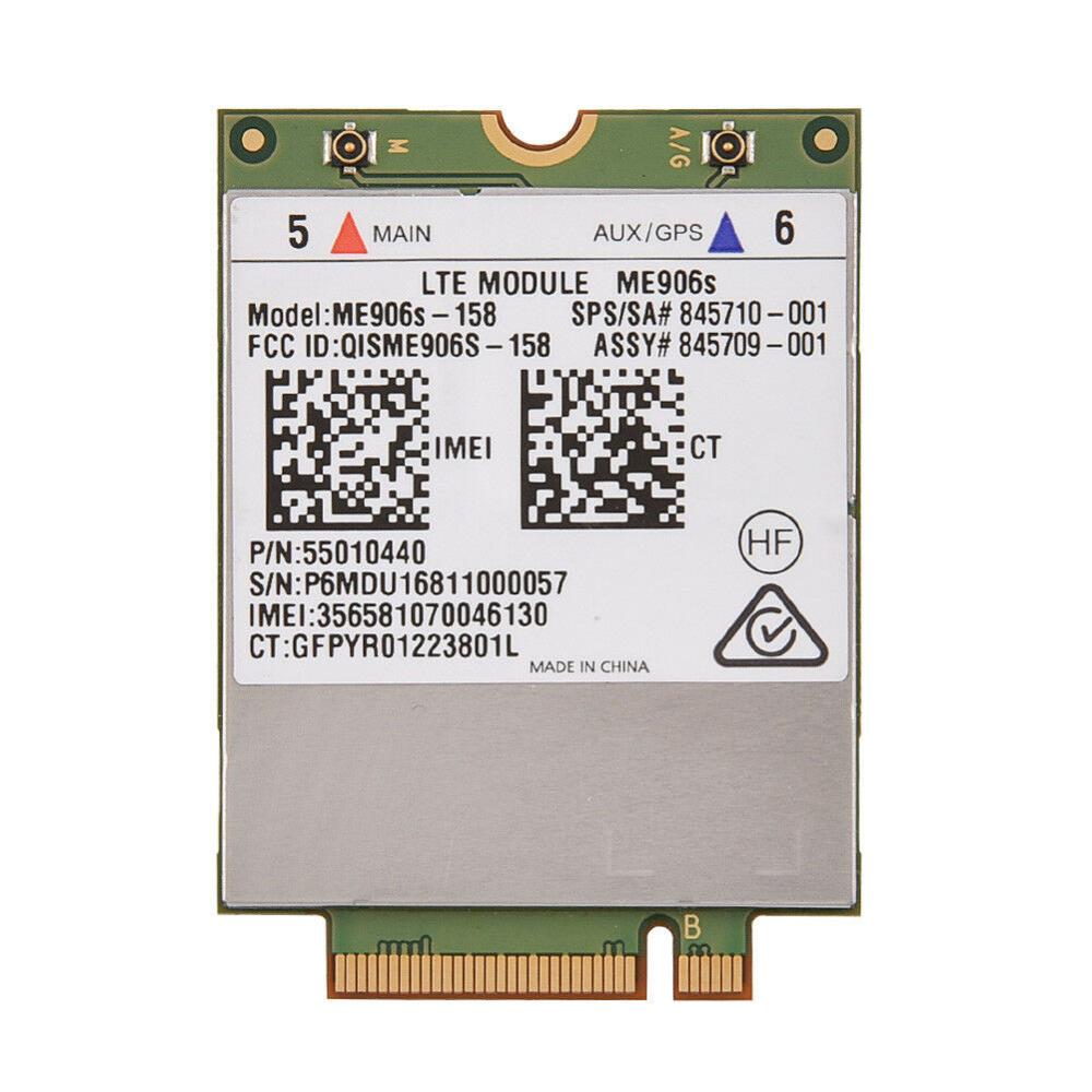 Huawei ME906S Mobile Broadband Card for HP 820 840 850 G4 LT4132 LTE HSPA+ 4G Module ME906S-158 enlarge