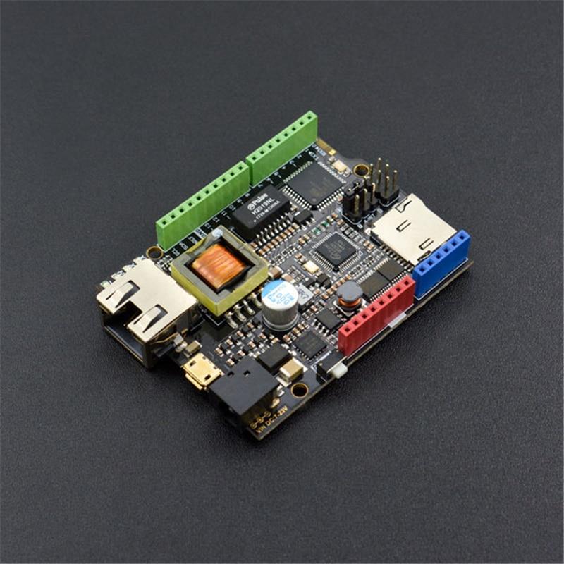 إيثرنت W5500 مع لوحة IOT POE (متوافق مع Arduino)