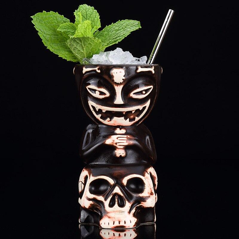 Taza Tiki Premium de 550ml para cócteles