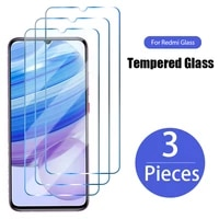 3pcslot tempered glass for redmi note 9 8 7 pro 9s 9t 8t screen protector for xiaomi redmi 9 9t 9a 9c nfc 8a 7a 9at 8 7 glass