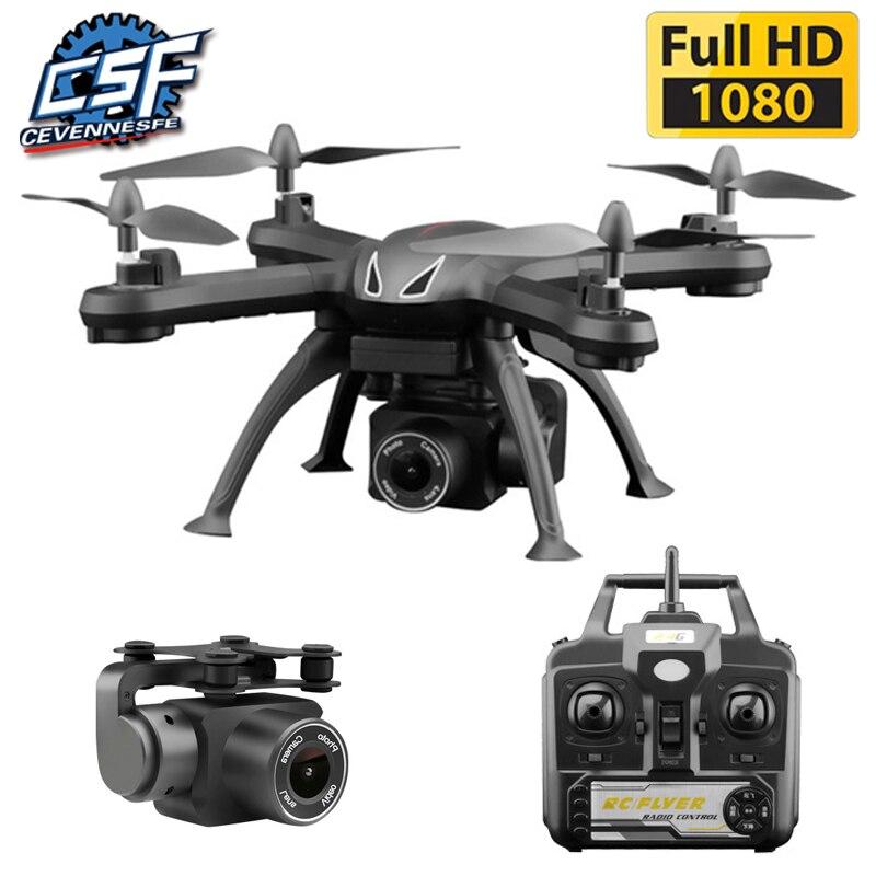2021 NEW X6S Drone/HD Camera 480p / 720p / 1080p Quadcopter Fpv Dron One-Button Return Flight Hover